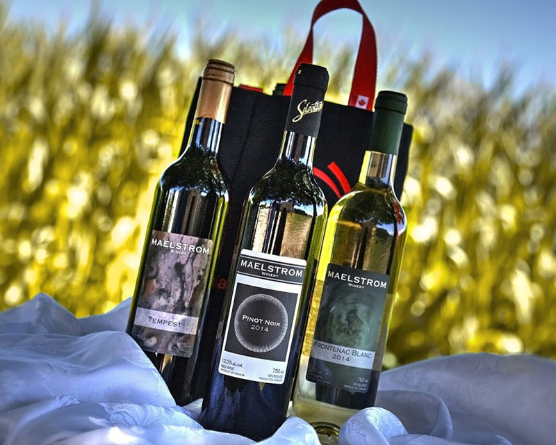 Maelstrom Wines From Huron County - Order Today!