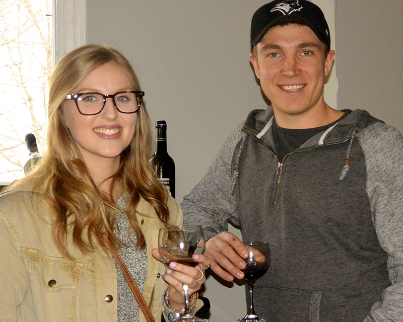 Maelstrom Winery Is Family Owned & Operated In Huron County